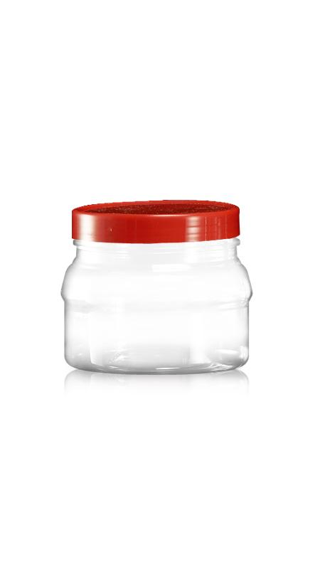 Other PET Wide Mouth Jar (C600)