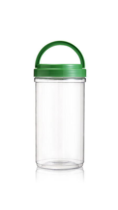 PET 120mm Series Wide Mouth Jar (J2200)
