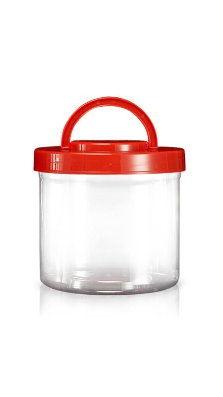 PET 180mm Series Wide Mouth Jar (M3500)