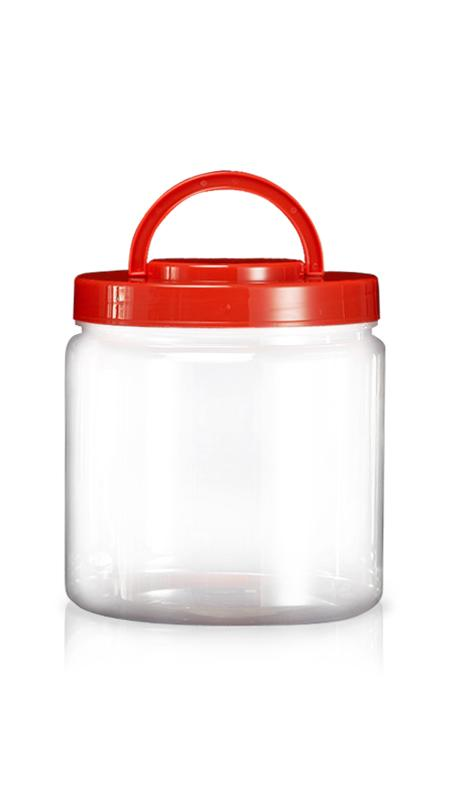 PET 180mm Series Wide Mouth Jar (M5000)