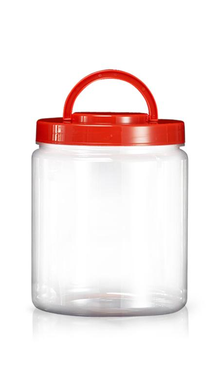 PET 180mm Series Wide Mouth Jar (M6000)