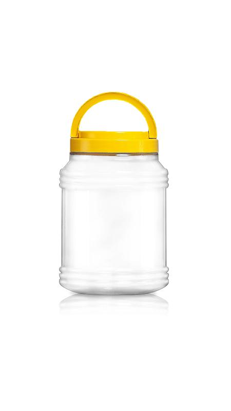 PET 120mm Series Wide Mouth Jar (J3000)