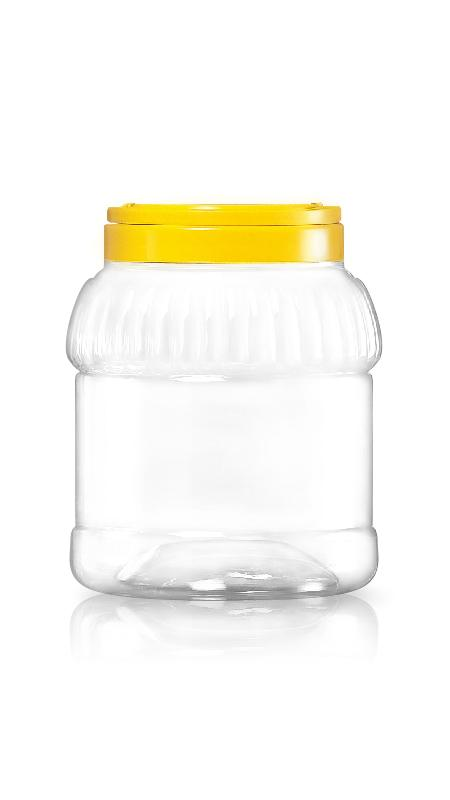 PET 120mm Series Wide Mouth Jar (J1120)