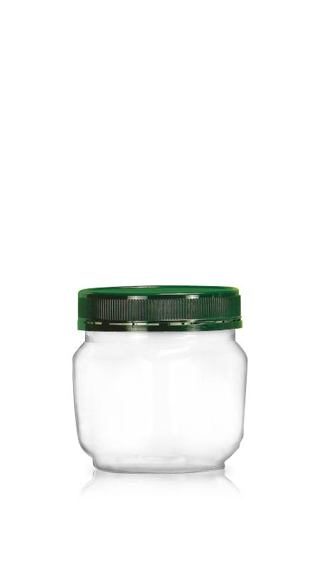 PET 89mm Series Wide Mouth Jar